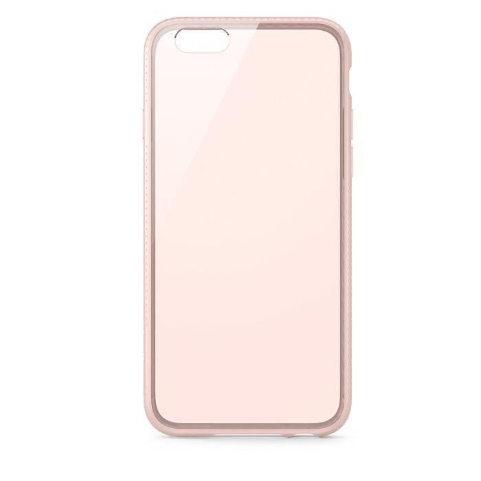 Belkin Coque de protection pour iPhone 6 / 6 s - Rose / Or