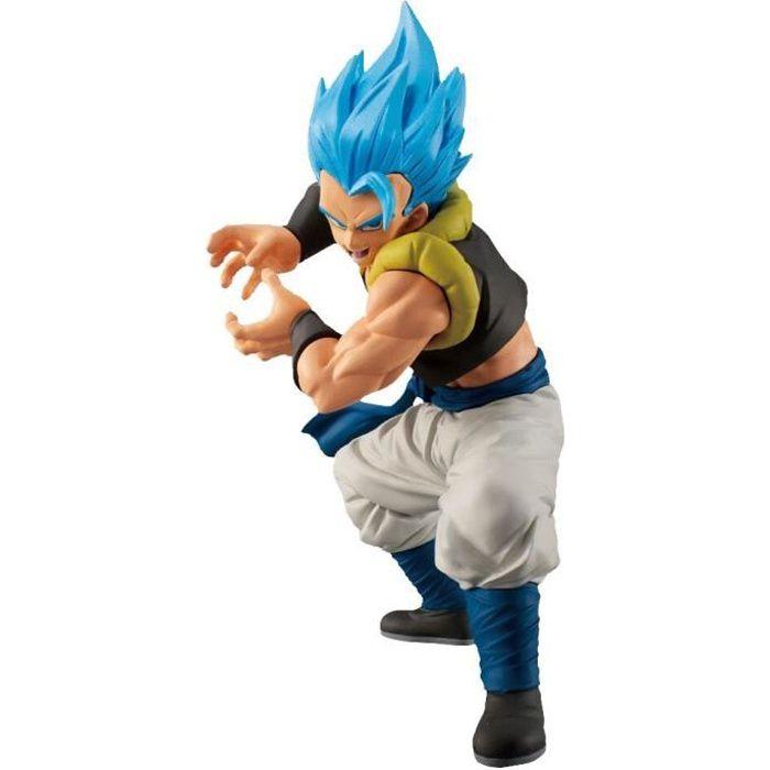 Dragon Ball Dragon Ball Super - Super Saiyan God Gogeta Figurine de collection