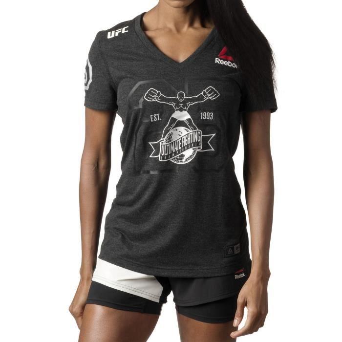 Reebok T-shirt Ufc Fk Decorated Jersey