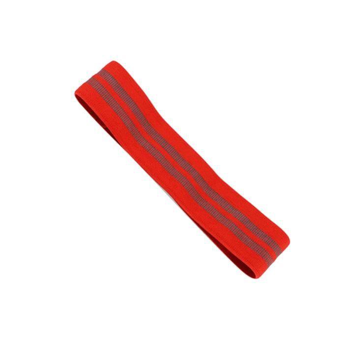 1PC bande de résistance élastique d'exercice de à usage multiple pour le gymnase d'entraînement de force de BRACELET DE FORCE