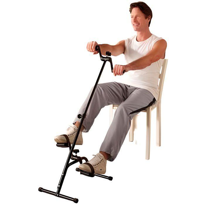 Pédalier jambes et bras acier