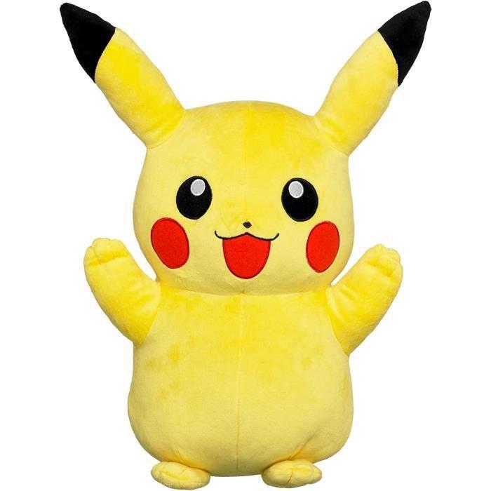 71799 - jouet d'eveil - grande peluche - pikachu