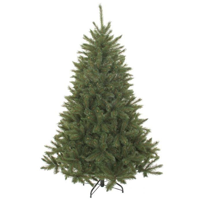 Triumph Tree Bristlecone Sapin de Noël artificiel - H260 cm - Vert