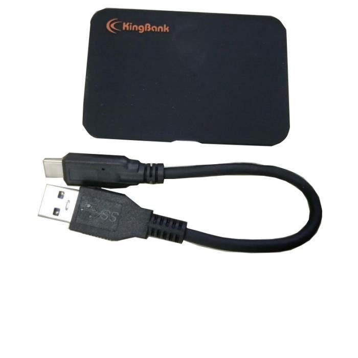 DISQUE DUR SSD KP330 SATA3 PC portable SSD 500Go 2,5 pouces Disqu