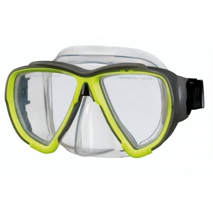 LUNETTES DE SOLEIL Beco lunettes Portounisexe jaune