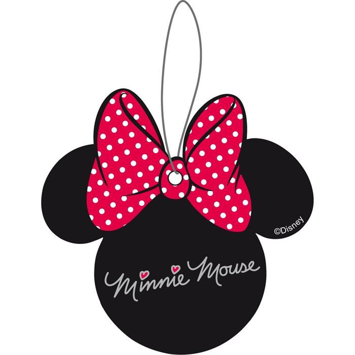 minnie mouse noeud vanille d sodorisant achat vente d sodorisant auto minnie mouse noeud. Black Bedroom Furniture Sets. Home Design Ideas