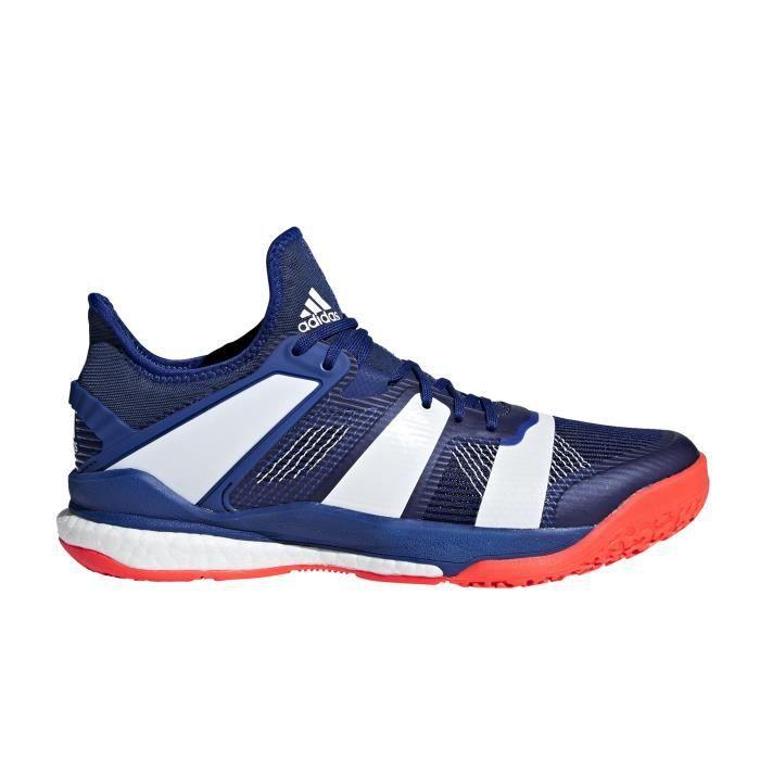 Chaussures de Handball adidas Stabil X Bleu - Cdiscount Sport