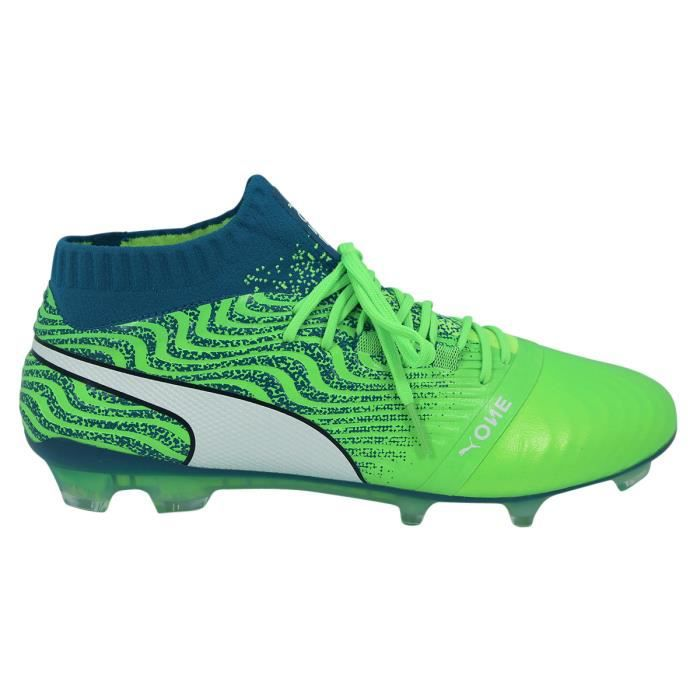 Chaussures de football cuir PUMA ONE 18 1 FG