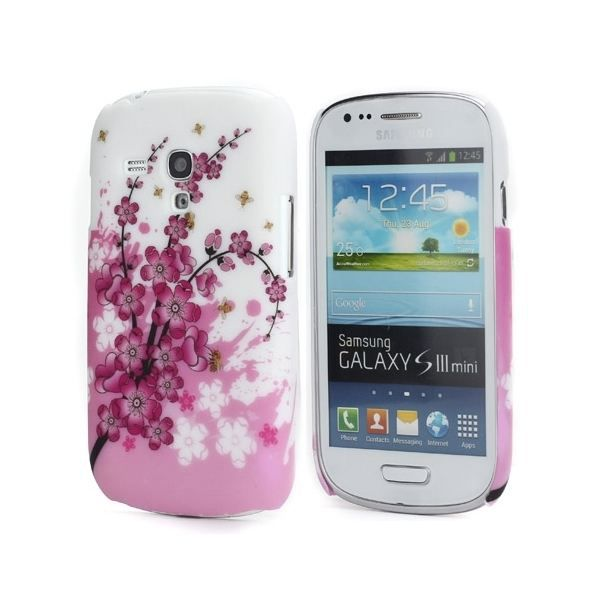 coque samsung galaxy s3 mini housse rigide branc achat. Black Bedroom Furniture Sets. Home Design Ideas