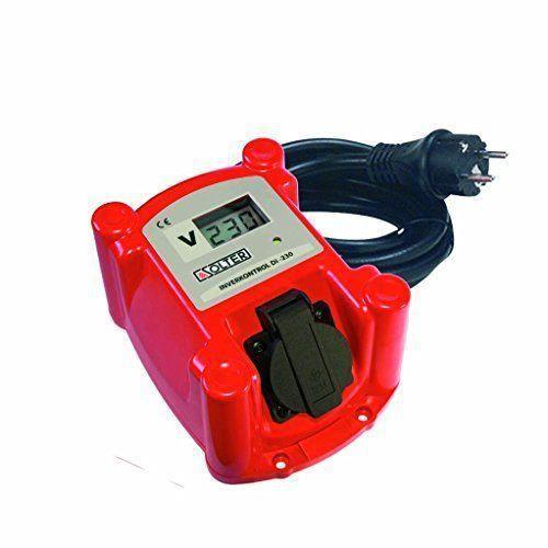 Solter 4119 Protecteur type Inverkontrol DI-230