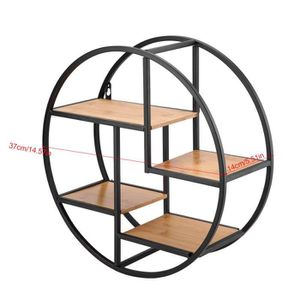 etagere murale fer achat vente pas cher. Black Bedroom Furniture Sets. Home Design Ideas