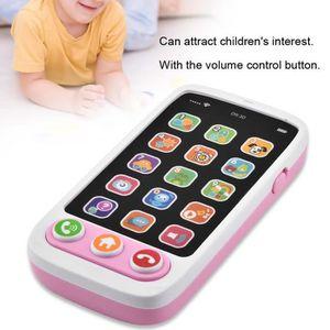 ORDINATEUR ENFANT Téléphone Jouer  musique portable Apprentissage té