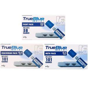 CONSOLE PS1 True Blue Mini 3 Pack pour Playstation Classic