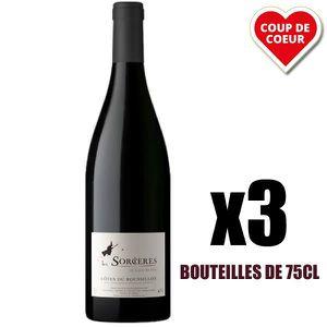 VIN ROUGE X3 Clos des Fées 2015 75 cl Domaine du Clos des Fé