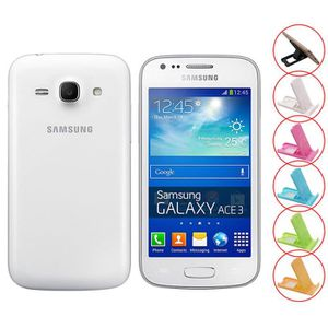 SMARTPHONE Blanc Samsung Galaxy Ace 3 S7275 8GB occasion débl