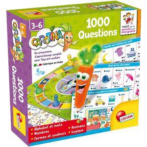 LIVRE INTERACTIF ENFANT Stylo parlant 1000 Questions.