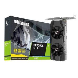 CARTE GRAPHIQUE INTERNE Zotac ZT-T16500H-10L Carte Graphique GeForce GTX 1
