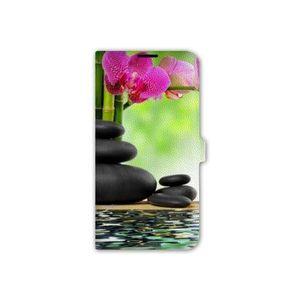 SMARTPHONE Housse cuir portefeuille Samsung Galaxy S8 Zen tai
