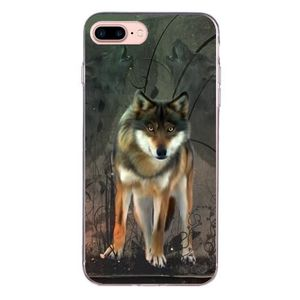 coque loup iphone 7 plus