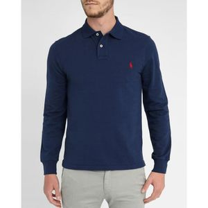 Polo Manches longues homme - Achat   Vente Polo Manches longues ... eecfa864b44