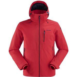 BLOUSON DE SKI Veste De Ski Eider Ridge 3.0 Rouge Homme