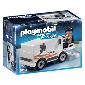 UNIVERS MINIATURE PLAYMOBIL 6193 - Sports & Action - Agent d'Entreti