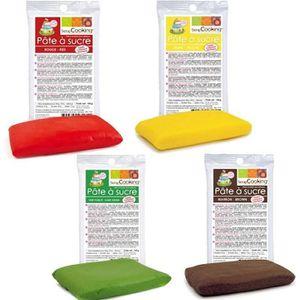 PATE A SUCRE Kit pâtes à sucre 3