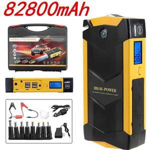 STATION DE DEMARRAGE 82800mAh Voiture Jump Starter Batterie démarrage d