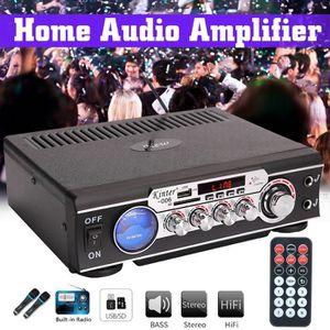 AMPLIFICATEUR HIFI TEMPSA DC 12V  AC 220V Amplificateur Audio Stéréo