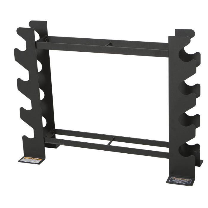 Haltère compact rack libre Poids du support pour Home Gym DBR-56 N02FV