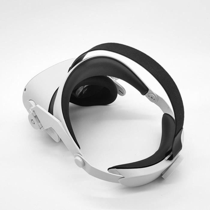 Sangle Tête Oculus Quest 2 pour plus de maintien et de confort en VR