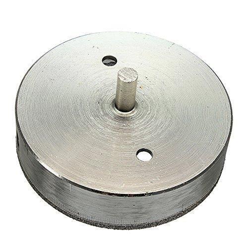SODIAL(R) Foret diamante 105mm Diametre Fra Meche Trepan pour Ceramique Verre Carrelage Gres245