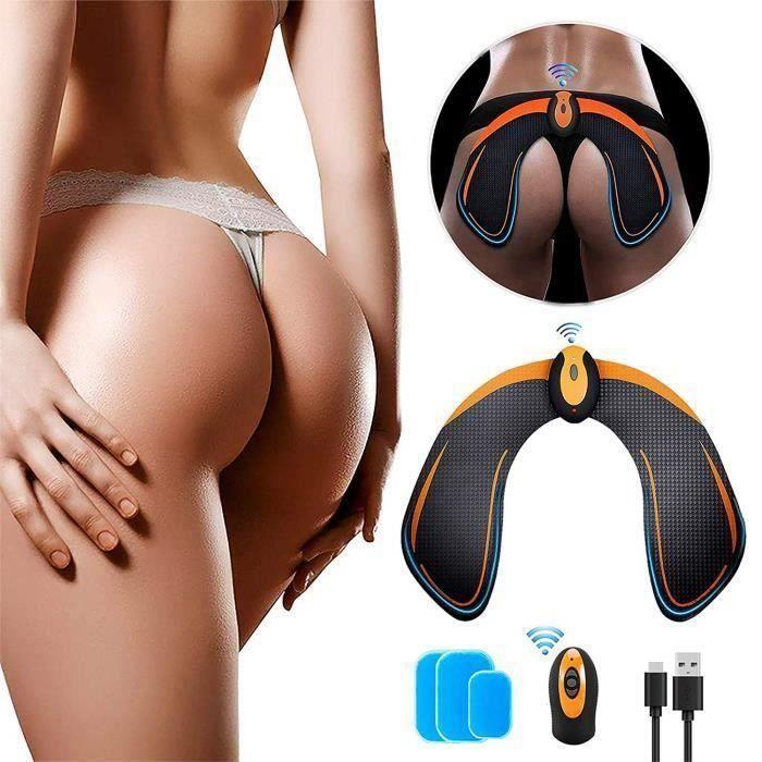 EMS Fessier Hanche, Hip Stimulator Trainer, Hips Trainer Massage Ceinture, pour Fesse-Jambes Formation Hommes Femmes