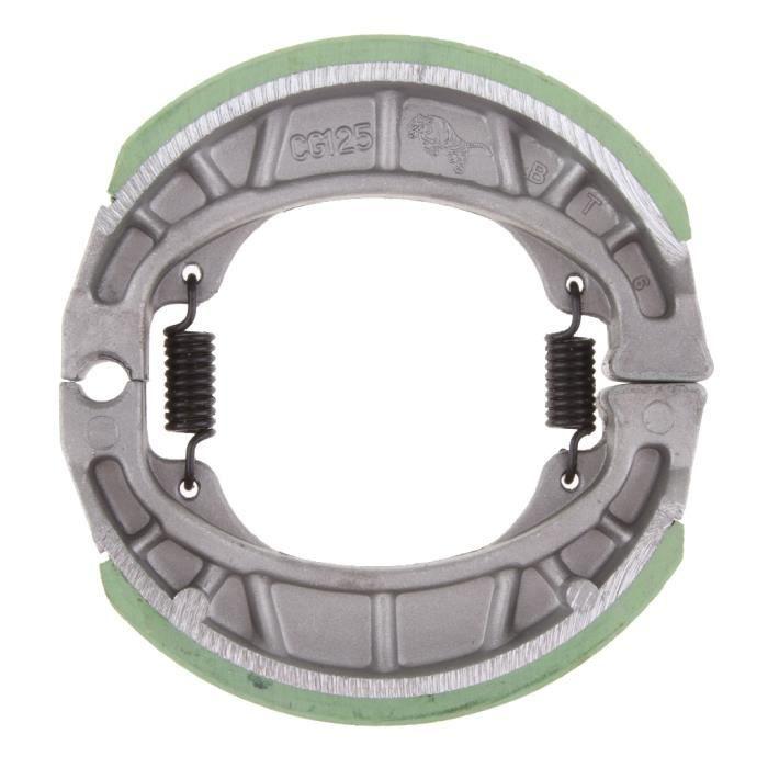 Pièces Auto,Plaquettes de frein arrière-avant 105mm, 50 110 125 150 cc GY6, pour Scooter cyclomoteur