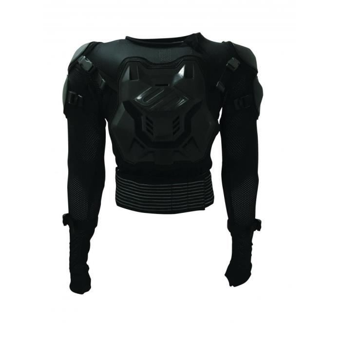 SHOT Gilet de protection Optimal Noir 2