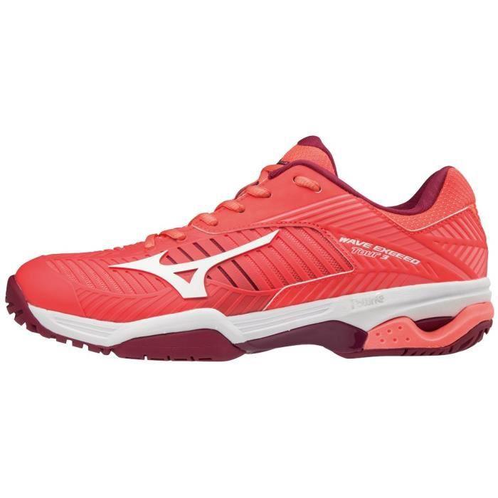 Chaussures de tennis femme Mizuno Wave Exceed Tour 3 AC