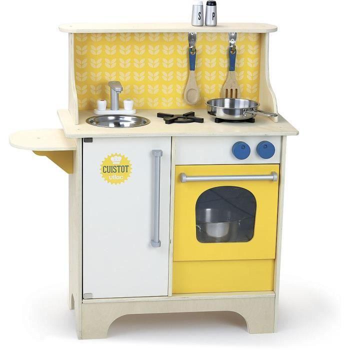 Vilac - Cuisine Cuistot moutarde - VILAC