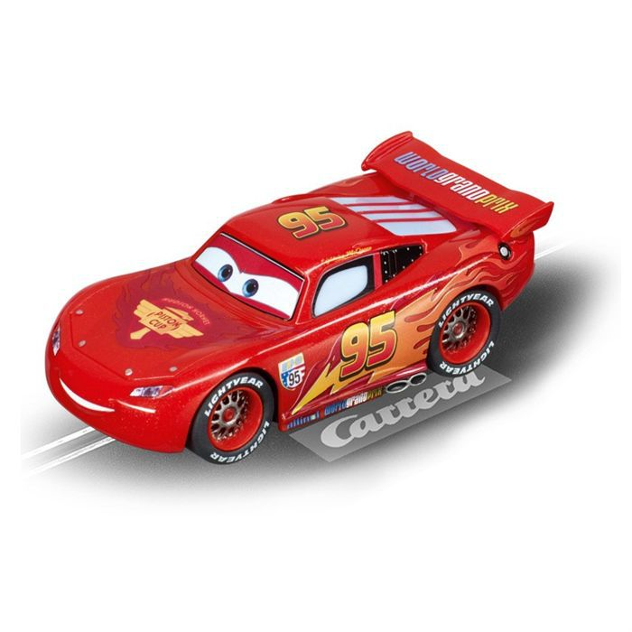 voiture disney cars 2 flash mc queen achat vente v hicule circuit cdiscount. Black Bedroom Furniture Sets. Home Design Ideas