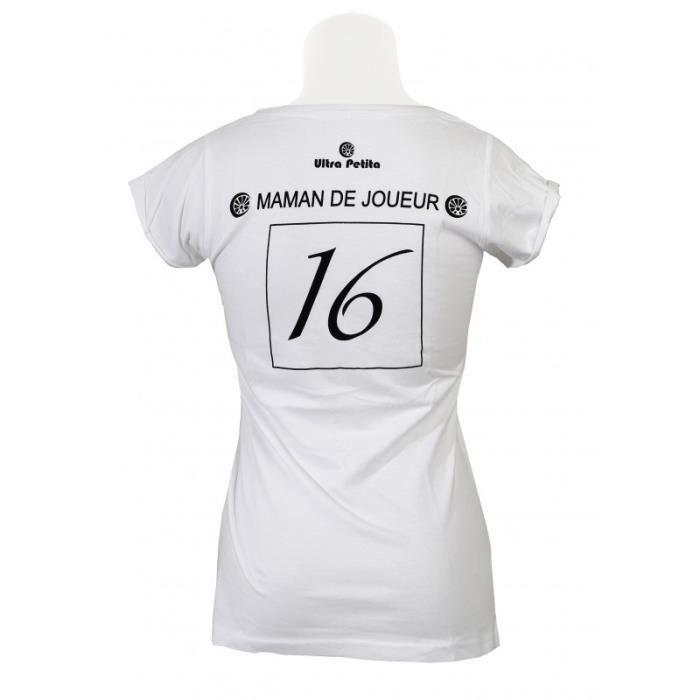 T-SHIRT Tee-shirt - Maman de joueur - Ultra Petita