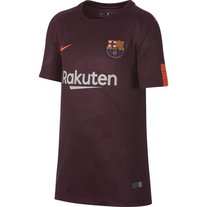 Maillot foot barcelone