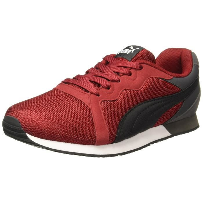 Taille Rouge 41 Chaussures Féminin Puma Kvf6p Unisexe Sport De HYnw6w08
