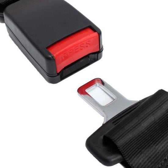 Point 4 Sport Racing harnais ceinture ceinture fixation montage rapide !