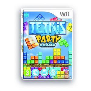 JEU WII TETRIS PARTY DELUXE / Jeu console Wii
