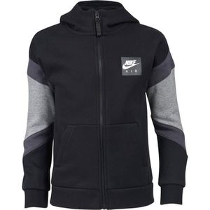 0f9e91a5570ee SWEAT-SHIRT DE SPORT NIKE Sweatshirt Air Hoodie Fz - Enfant garçon - No ...