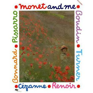 LIVRES BEAUX-ARTS Monet and me