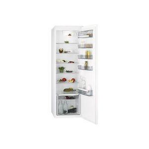 RÉFRIGÉRATEUR CLASSIQUE AEG SKB61811DS Réfrigérateur intégrable niche larg