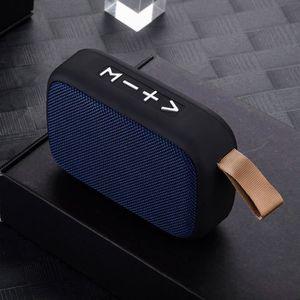 ENCEINTE NOMADE Portable sans fil Bluetooth stéréo Carte SD FM Hau