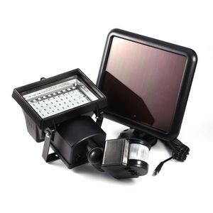 BALISE - BORNE SOLAIRE  0 SMD LED Lampe à Induction Eclairage Solaire avec