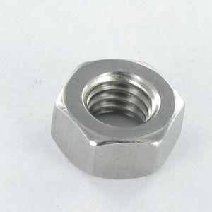 200 pcs Ecrou écrous 4 mm DIN 985 m4 Acier Inoxydable a2-qualité professionnel