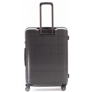 VALISE - BAGAGE Valise 75 cm rigide 8 roulettes Galaxe Metzelder G